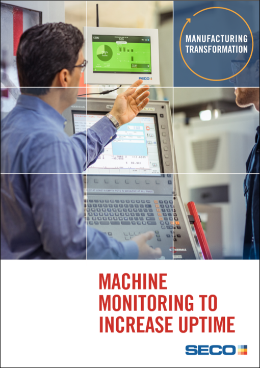 Machine Monitoring Brochure Cover